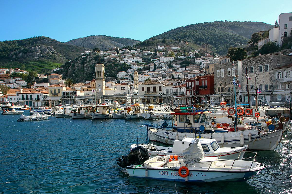 Greek Island Hydra