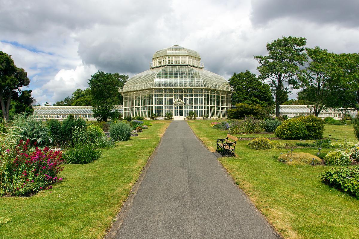 The National Botanic Gardens of Ireland