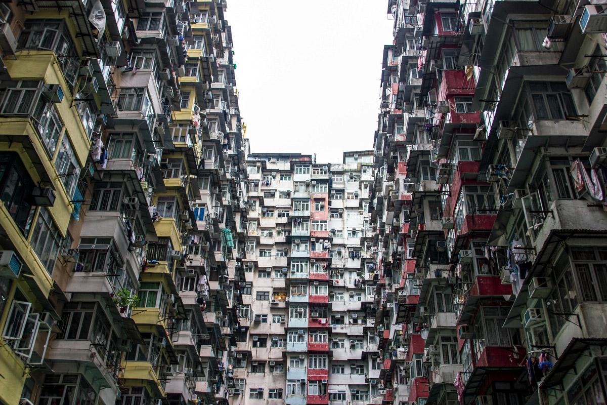 Crowdy Flats in Hongkong