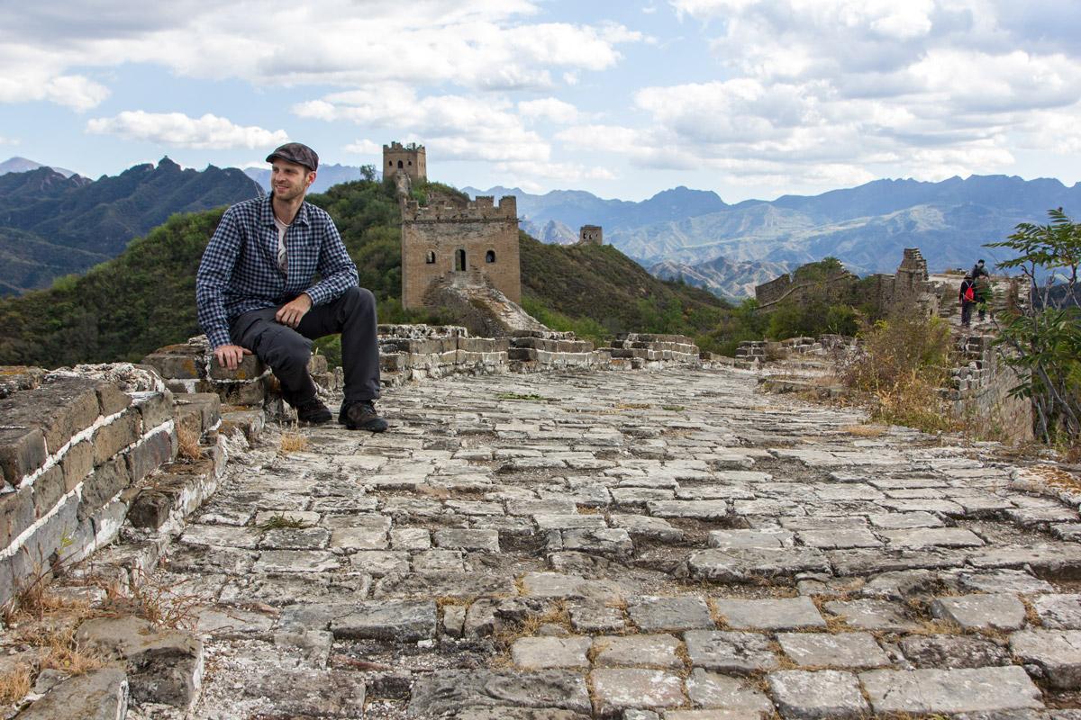 Jinshanling's Great Wall of China