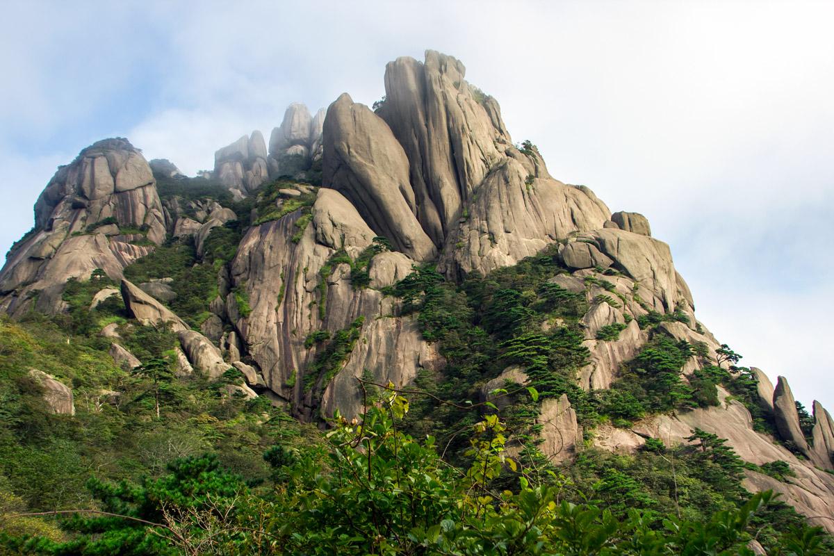 Yellow Mountain Scenic Area (Huangshan)