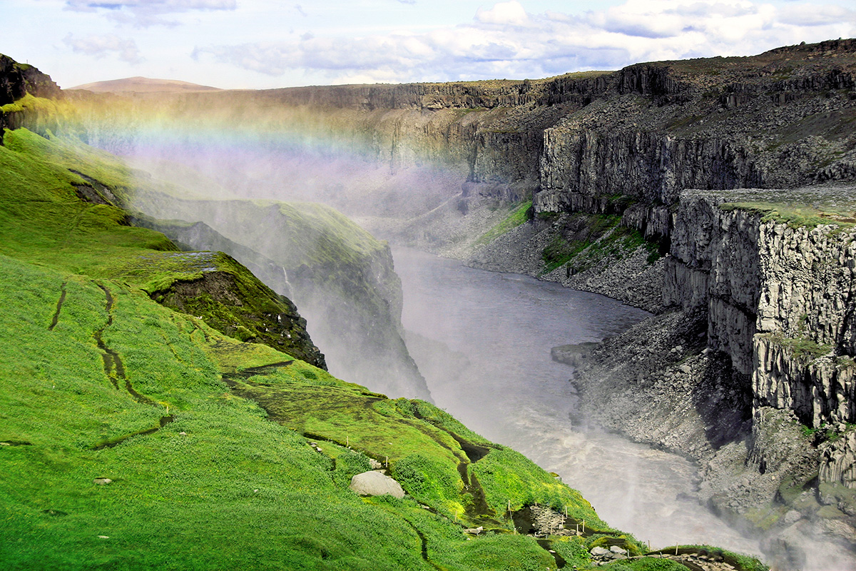 Beautiful Iceland is worth every penny!